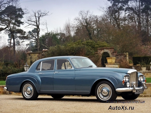 S3 Bentley Continental H.I. Mulliner Flying Spur  (1962-1966)