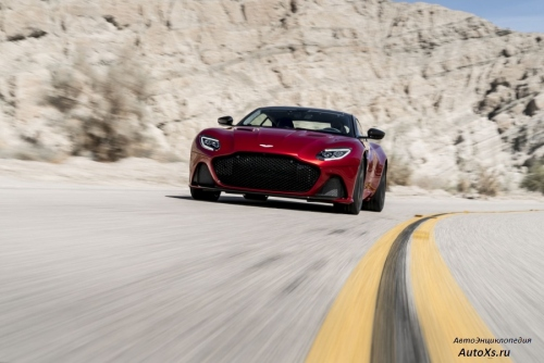 Aston Martin DBS Superleggera (2018)