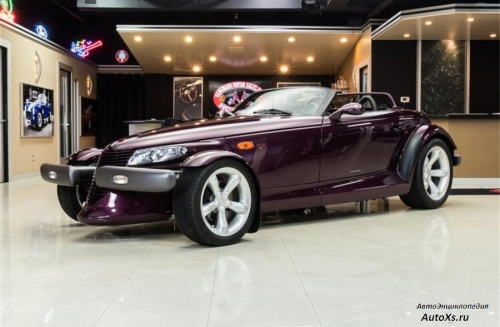 Plymouth Prowler (1997 - 2002)