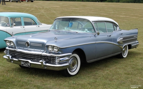 Buick Limited Riviera Series 700 (1958)
