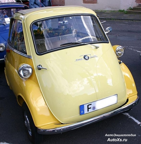 "BMW Isetta ""Plus"" (1959)"