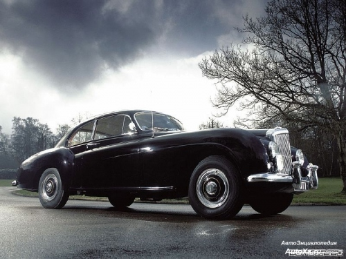Bentley R-Type Continental (1952-1955)