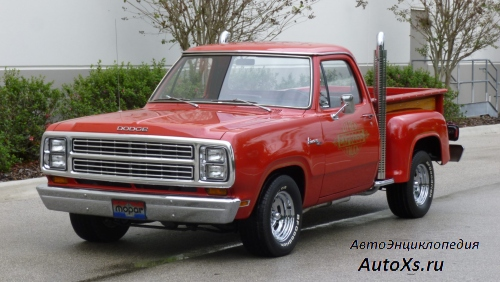 Dodge Lil Red Express Pickup (1979)