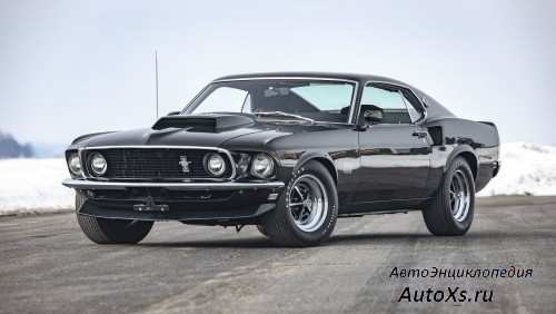 Ford Mustang Boss 429 (1969 - 1970)