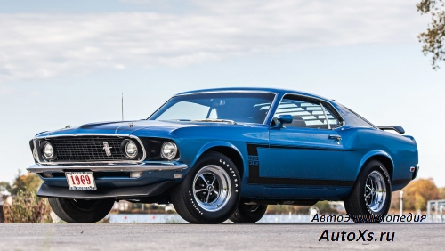 Ford Mustang Boss 302 (1969 - 1970)