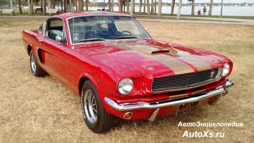 Ford Shelby Mustang GT350 (1965 - 1970)