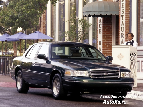 Ford Crown Victoria (1998 - 2007)