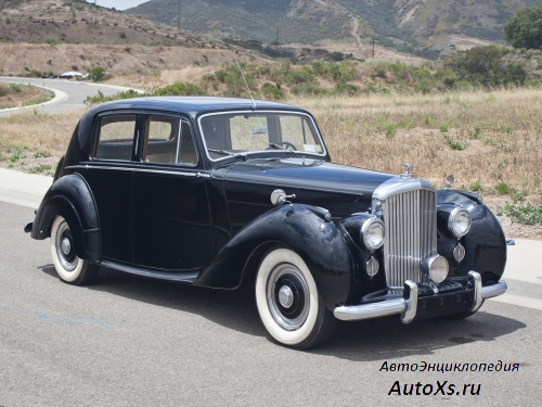Bentley Mark VI (1946 - 1952)