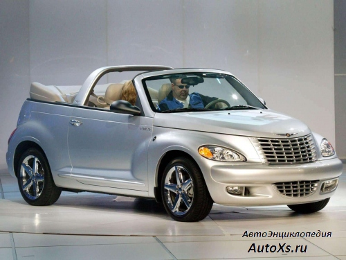 Chrysler PT Cruiser кабриолет (2000 - 2009) фото интерьер