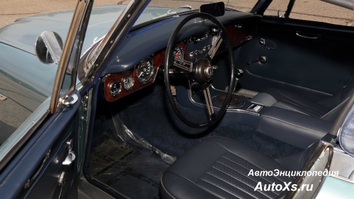 Austin-Healey 3000 MkIII BJ8 (1964 - 1967): фото интерьер