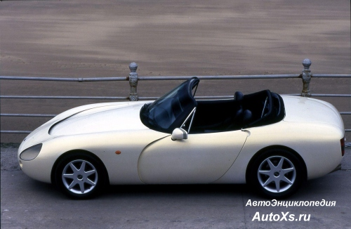 TVR Griffith 500 (1991 - 2002): фото сбоку
