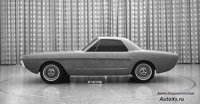 Вариации Ford Mustang, которые так и не вышли в производство