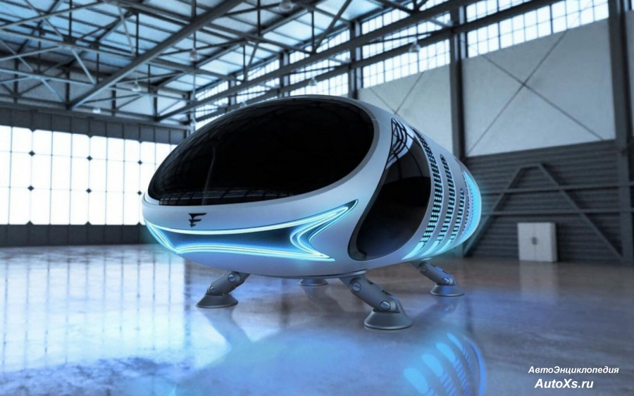 «Циклокар»: все о новом летающем автомобиле из России