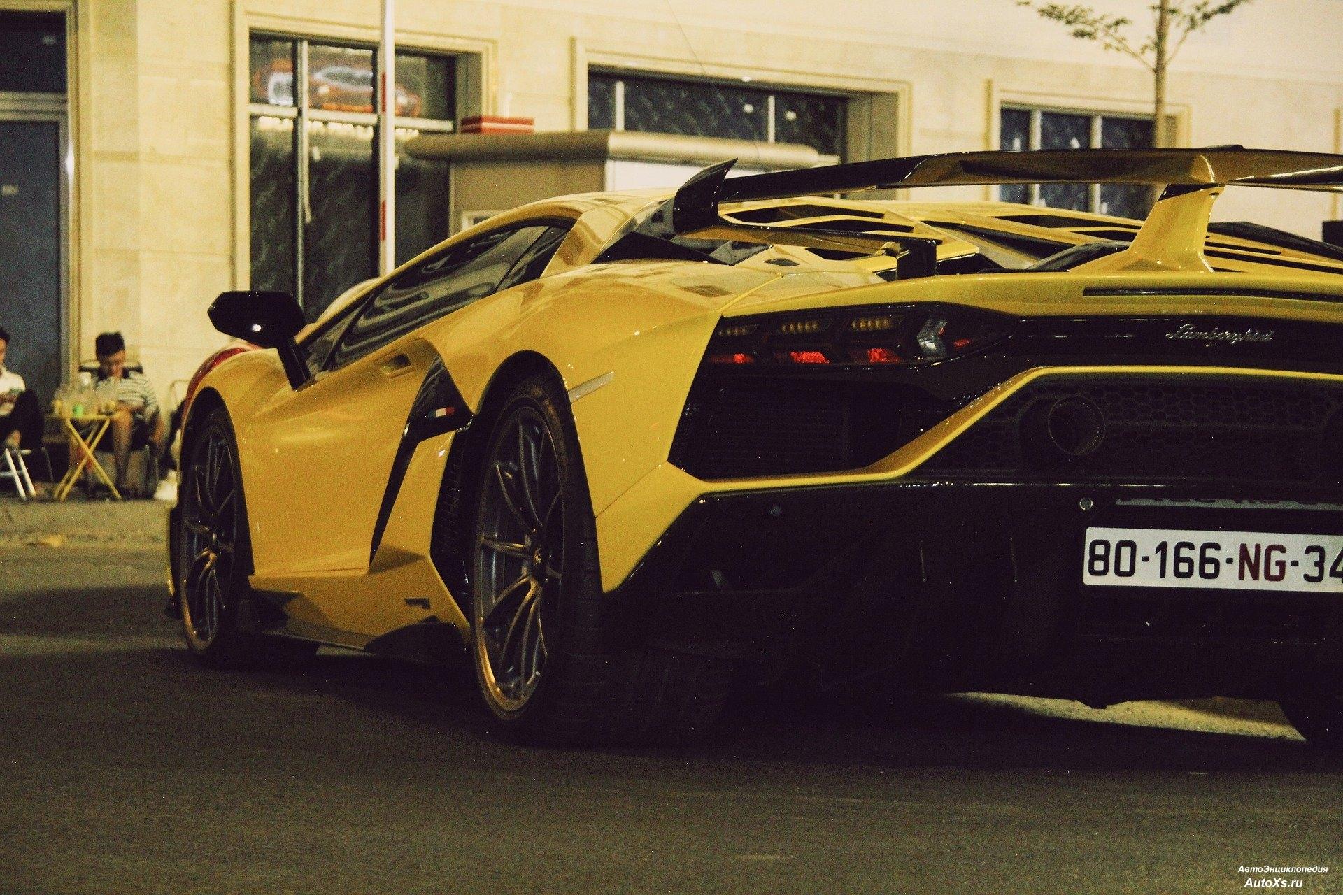 Lamborghini анонсировала появление нового электрокара в 2024 году