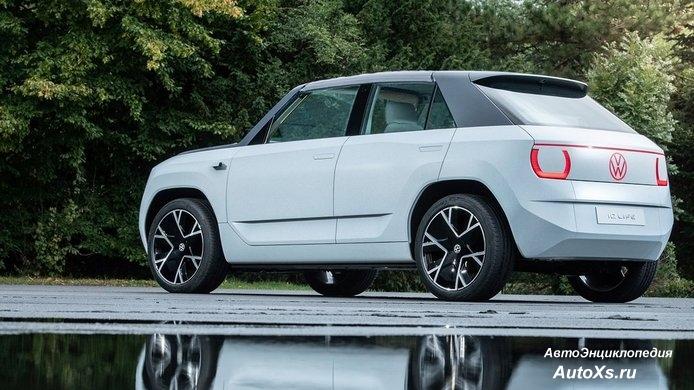 Volkswagen в деталях показал новый электрокар ID. LIFE в новой серии фотографий
